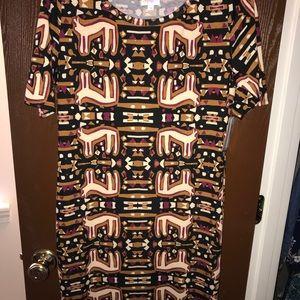 Medium LulaRoe Julia dress !